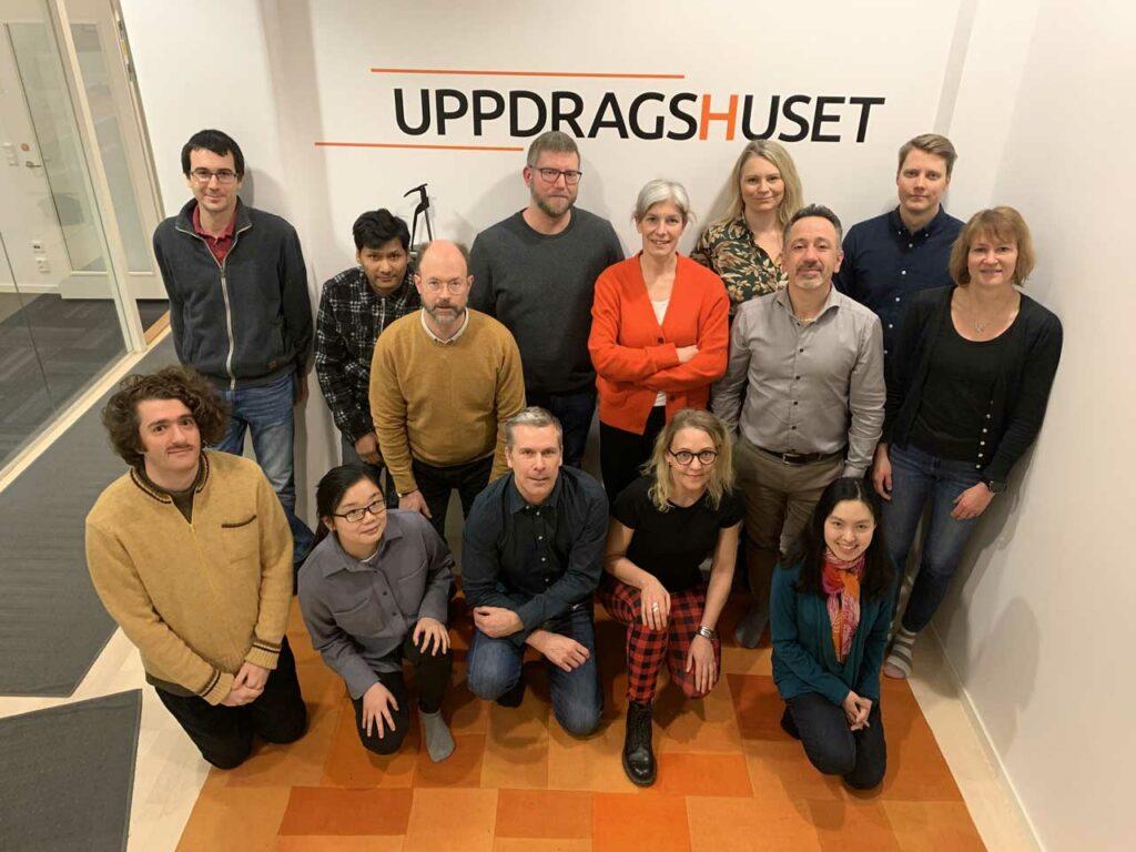 Uppdragshuset turns 20